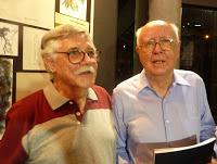 Amaury Menezes e Elder Rocha Lima