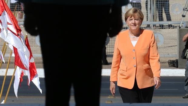 O real problema de Ângela Merkel