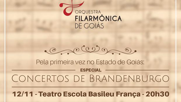 Em concerto inédito no Brasil, Filarmônica apresenta obras de Brandenburgo