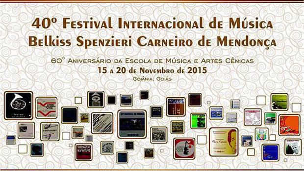 40º Festival Internacional de Música Belkiss Spenzieri