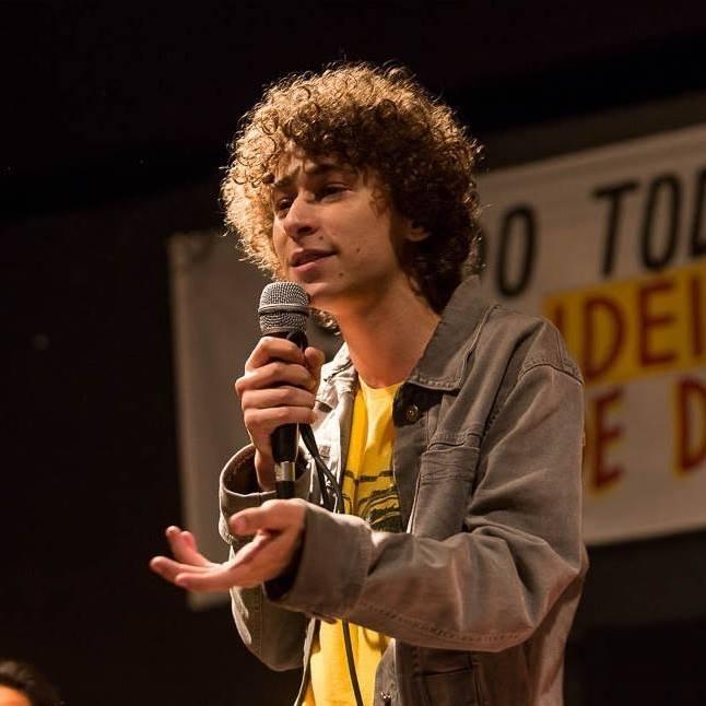 Escritor goiano Walacy Neto rompe a fronteira do Estado ao participar da Balada Literária em SP