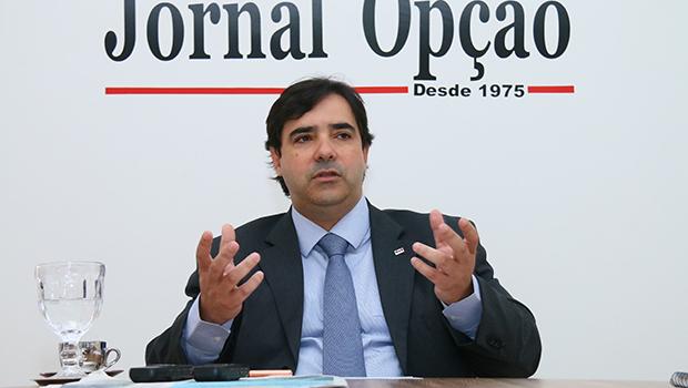 """""""É visível que a  nossa candidatura é a única que cresce"""", diz Flávio Buonaduce"""