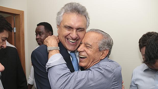 """Ronaldo Caiado """"reabre"""" e Daniel Vilela """"fecha"""" portas políticas para Iris Rezende e para o irismo"""