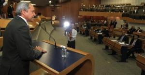 Luiz Bittencourt na Câmara de Goiânia em novembro de 2015