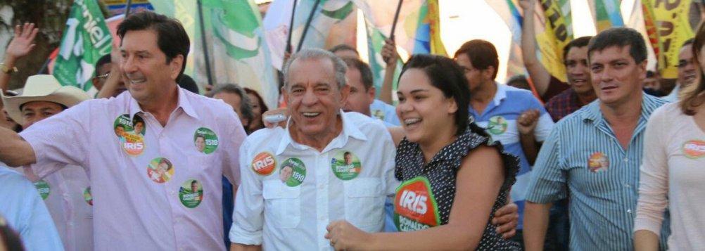 Maguito não divide oposição e Zé Nelto divide o MDB pra bancar candidato que o chama de mentiroso