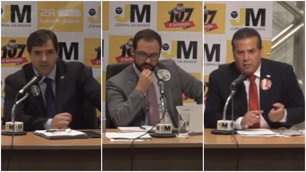 Candidatos a presidente da OAB-GO participam de debate na Rádio 107,3