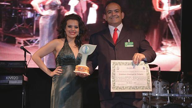 Município conquista prêmio socioambiental em São Paulo
