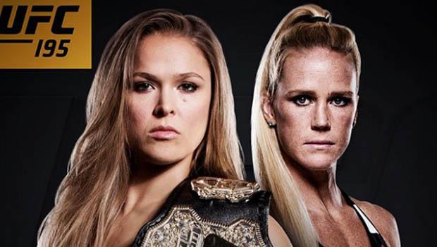 """Ronda Rousey e Holly Holm provam que o MMA é o maior esporte """"feminino"""" da atualidade"""