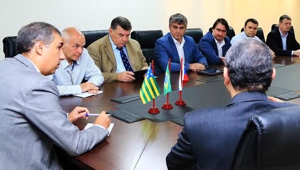 Multinacional russa do ramo de mineraçãopode investir em Goiás