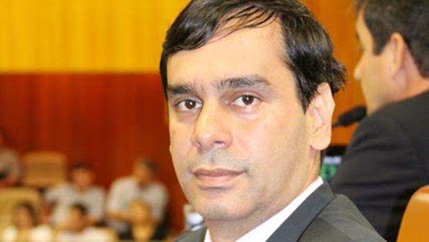Vereador pela capital Welington Peixoto, do PMDB | Ascom/Câmara