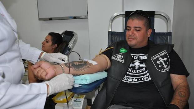 Hemocentro e HGG promovem evento para atrair doadores
