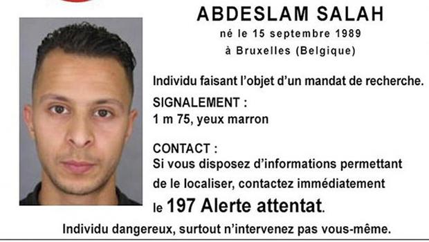 Operação contra terrorismo deixa dois mortos em Paris