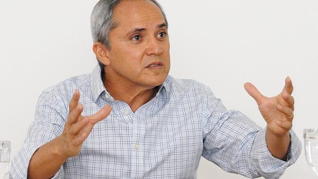 Ex-deputado federal Luiz Bittencourt: procura de diálogo na base estadual