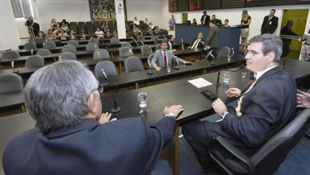 Assembleia fixa prazo para apresentação de emendas à LOA