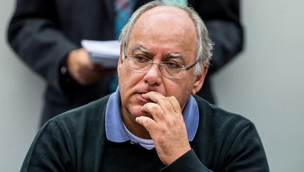 Ex-diretor da Petrobras Renato Duque presta depoimento | Foto: Marcelo Camargo/Agência Brasil