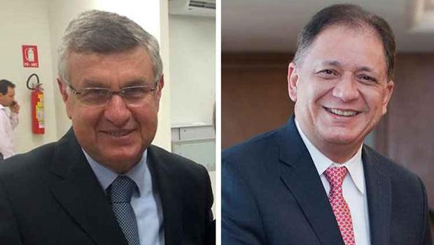 Marco Rossi (esq) e Lucio de Oliveira | Fotos: Reprodução/Facebook