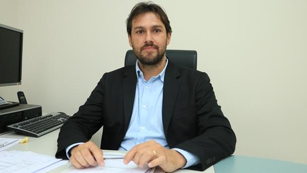 Fernando Cunha, vereador licenciado de Anápolis | Foto: divulgação