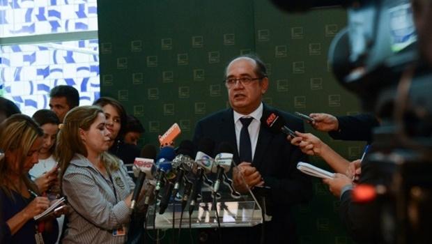 Para o relator da resolução, ministro Gilmar Mendes, as mudanças confirmam expectativas | Foto: Elza Fiúza/ Agência Brasil