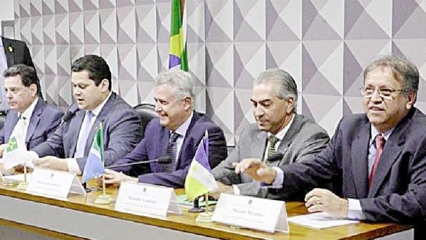 Governadores levam reivindicações ao ministro da Integração Nacional