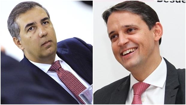 "Thiago Peixoto ""está"" cada vez mais vice de José Eliton para a disputa de 2018"