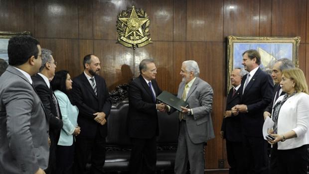No Senado, governo apresenta defesa sobre rejeição de contas do TCU