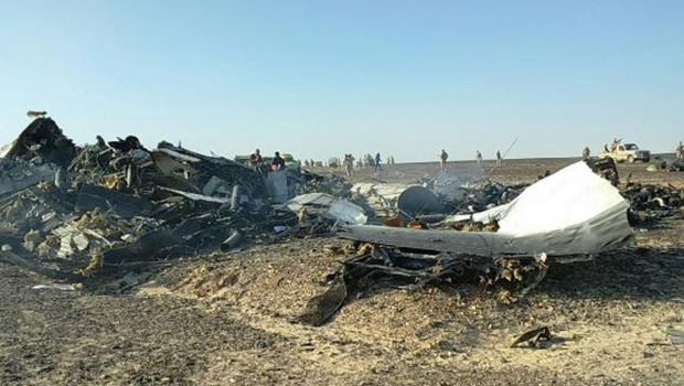 Empresa aérea reforça suspeita de que avião teria sido derrubado