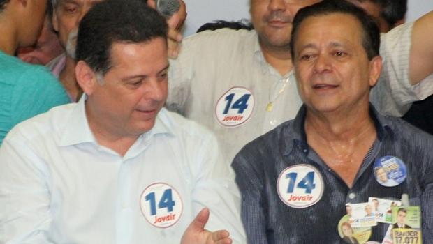Jovair Arantes tem o apoio de Marconi para disputar a Presidência da Câmara dos Deputados