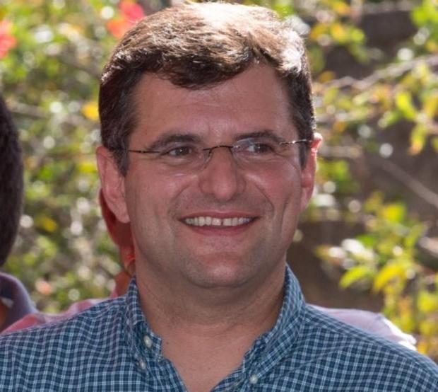 Deputado Marcos Abrão | Foto: reprodução / Facebook