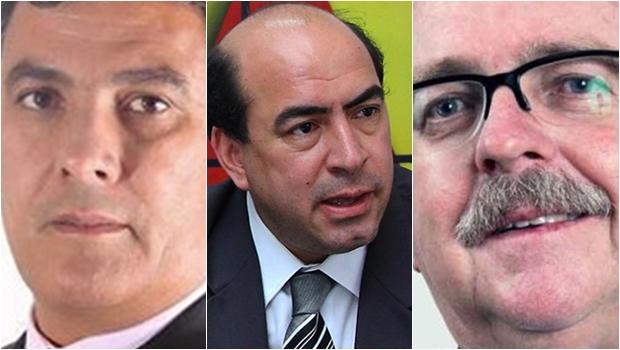 Thales Jayme, Leon Deniz e Marisvaldo Cortez: os três nomes da chapa de Lúcio Flávio com candidatura cassada