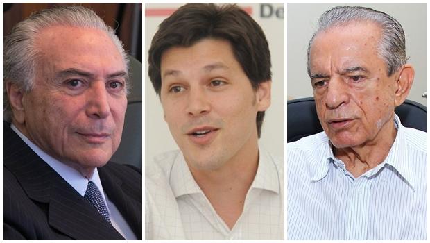 Michel Temer vai ficar ao lado em Goiás de quem manda deputado federal e senador para Brasília