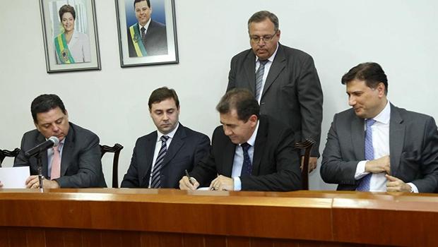 Vinda de empresa é resultado da participação do prefeito na missão comercial do governo estadual à Europa