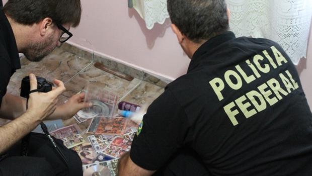 Operação da PF contra pedofilia atinge Goiás e outros 13 Estados