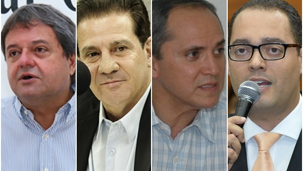 Base aliada poderá  ter quatro candidatos