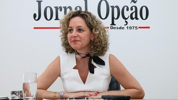 Ana Carla organiza almoço de despedida da Sefaz e diz que passagem por Goiás foi gratificante