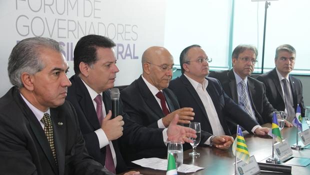 Agenda administrativa do Consórcio Brasil Central é definida em Rondônia