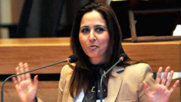 Liliane Roriz filia-se ao PTB, atendendo convite de Cristiano Araújo e não de Gim Argello