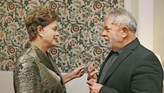 Dilma Rousseff e Lula da Silva: o destino político dos dois está entrelaçado, mas a primeira depende do segundo de maneira crucial para não cair | Foto: Ricardo Stuckert/ Instituto Lula