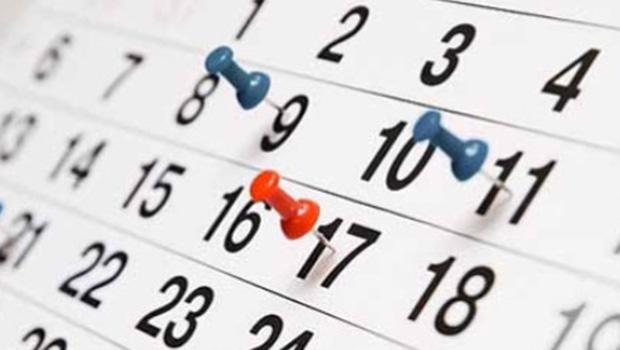 Confira lista de feriados e pontos facultativos em 2019
