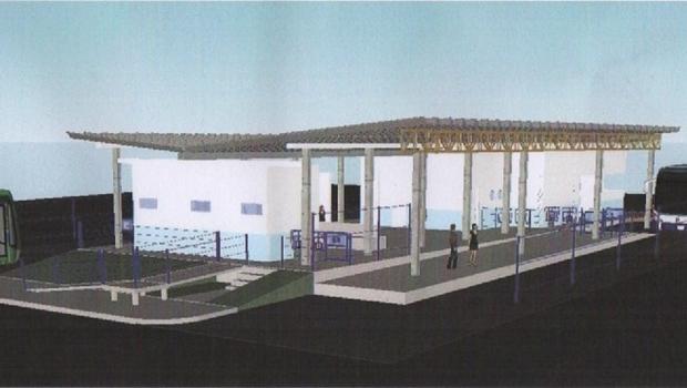 Metrobus anuncia construção de novo terminal em Goianira