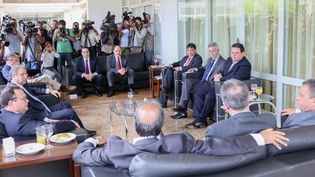 Em reunião com ministro, governadores cobram recursos para investimento