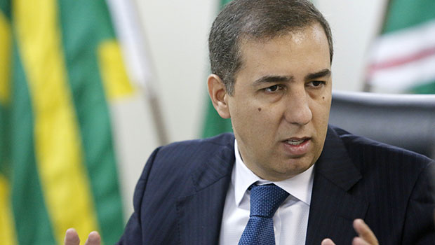 José Eliton anuncia novo comando das polícias Civil e Militar