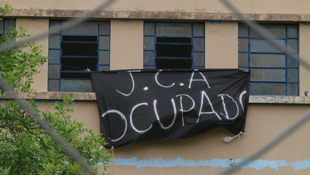 """Secretaria afirma que ocupação de escolas em Goiás é """"desnecessária"""""""