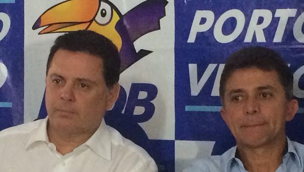 Marconi é recebido pelo PSDB de Rondônia para discutir situação atual do País