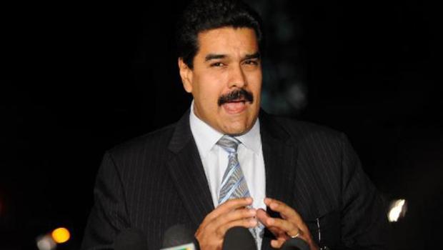 O presidente da Venezuela, Nicolás Maduro | Fabio Pozzebom/Agência