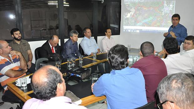 Revisão do Plano Diretor prevê expansão  do perímetro urbano em duas áreas