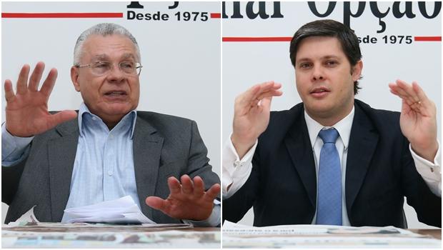 """Tucanos garantem que Afrêni Gonçalves e Rafael Lousa representam """"bem"""" o PSDB"""