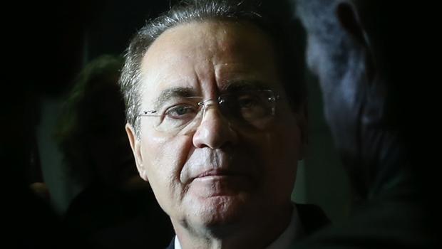 STF marca julgamento de denúncia contra Renan Calheiros para dezembro