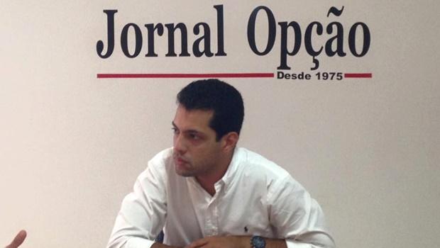Solidariedade vai bancar Thiago Albernaz para prefeito de Goiânia