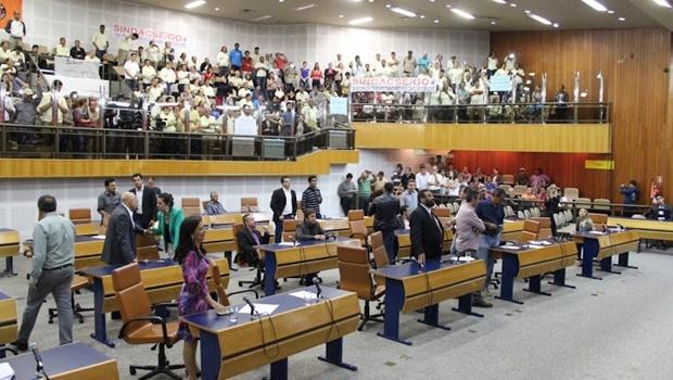 Projeto foi aprovado em sessão nesta sexta-feira | Foto: Marcelo do Vale