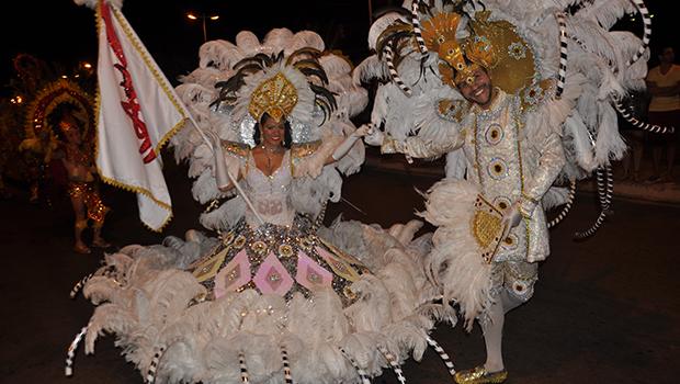 Carnaval, teatro e filme em Trindade
